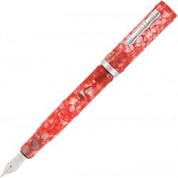 Penna Monteverde Laguna Rossa Stilografica