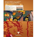Blocco Clairefontaine Pastelmat n.2 Cartoncino Speciale per Pastello 24x30 360g