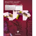 Blocco Clairefontaine Pastelmat n.3 Cartoncino Speciale per Pastello 24x30 360g