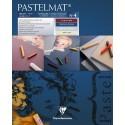 Blocco Clairefontaine Pastelmat n.4 Cartoncino Speciale per Pastello 24x30 360g