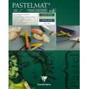 Blocco Clairefontaine Pastelmat n.5 Cartoncino Speciale per Pastello 24x30 360g