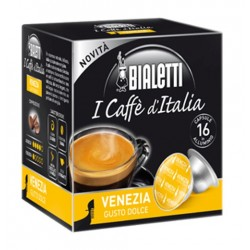 CAFFE' BIALETTI MOKESPRESSO VENEZIA 16 CAPSULE