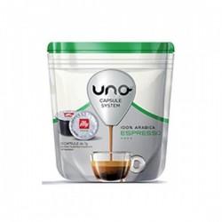 CAFFE' ILLY UNO SYSTEM DECAFFEINATO 16 CAPSULE