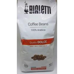 CAFFE' IN GRANI BIALETTI 100% ARABICA GUSTO DOLCE 500g