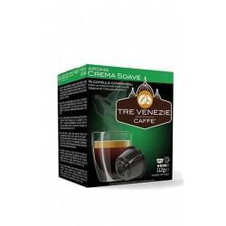 CAFFE' TRE VENEZIE DOLCE GUSTO CREMA SOAVE 16 CAPSULE