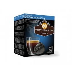 CAFFE' TRE VENEZIE DOLCE GUSTO DECAFFEINATO 16 CAPSULE