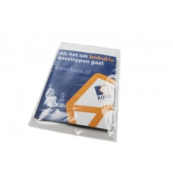 Buste a Sacco Trasparenti A5 15x21 25pz