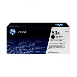 TONER ORIGINALE HP Q7553A NERO PER HP P2015 3000PAGINE