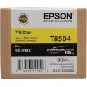 Cartuccia Epson T8504 Giallo