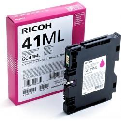 Cartuccia Ricoh GC-41ML Magenta Originale