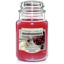 Yankee Candle Giara Grande Ciliegia e Vaniglia 538gr