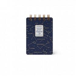 Mini Notebook con Spirale - Stars - Legami