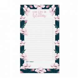 Block-Notes  Paper Thoughts FLOWER BLOOM LEGAMI