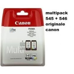 CANON MULTIPACK PG545+CL546 ORIGINALE