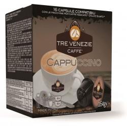 CAPSULE DOLCE GUSTO CAPPUCCINO 8+8 ''CAFFE TRE VENEZIE''
