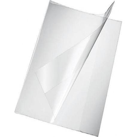 Copertine Maxi x Quaderni Trasparenti Goffrate Senza EAN