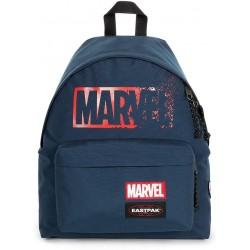 Zaino Eastpack x Marvel Padded Pak'r Zaino, 40cm, 24 L, Blu Scuro Marvel Glitch
