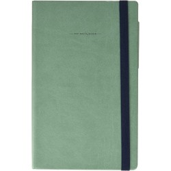 My Notebook Dotted LEGAMI Verde Vintage