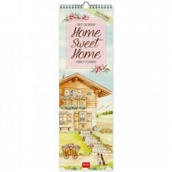 Legami - Calendario da Parete 2022, 16x49cm, Home Sweet Home