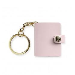 Portachiavi Mini Organizer Filofax Centennale Rosa